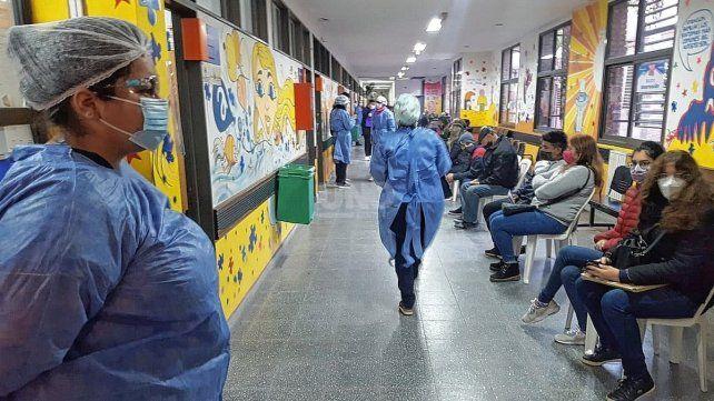 Salud determinó que el hospital de niños funcione como vacunatorio para menores con Sinopharm.