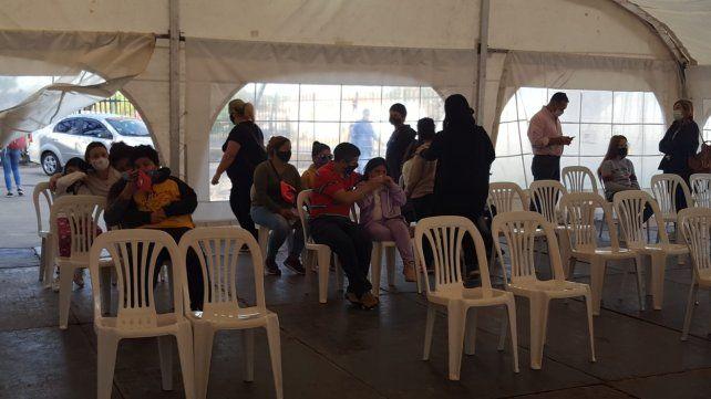 Con 250 turnos asignados, arranca la vacunación a menores de entre 3 y 11 años en el Alassia