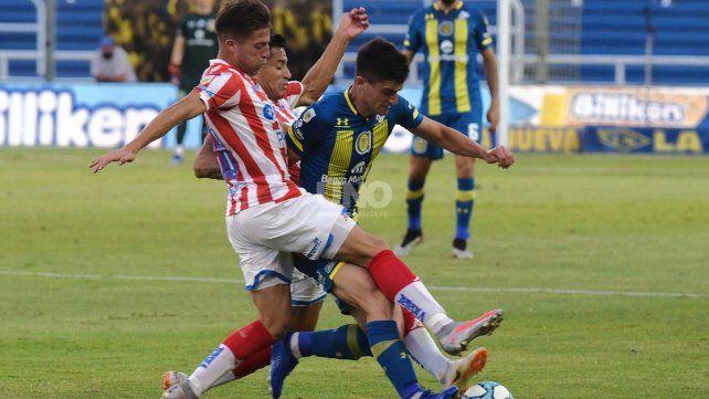 Federico Vera tendría el alta médica antes del partido que Unión animará ante Boca en el 15 de Abril.