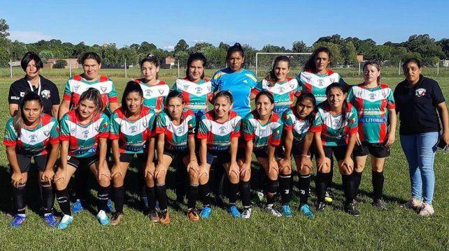 En el Sub 21 Femenino, Almafuerte de Helvecia se impuso por goleada 4 a 3 a El Pirata de Los Zapallos.